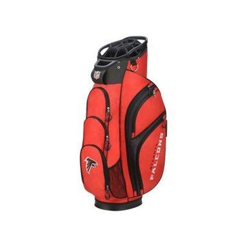 Wilson NFL Cart Golf Bag, Atlanta Falcons