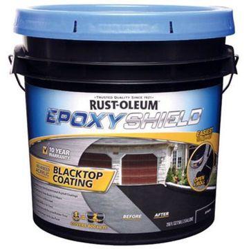 Rust-Oleum 247471 Blacktop Coating 2 Gallon
