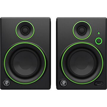 Mackie CR4BT (Pair) 4 Multimedia Monitor with Bluetooth (Pair)