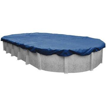 Robelle Next-Generation RIPSHIELD Olympus Winter Cover for Oval Above-Ground Pools