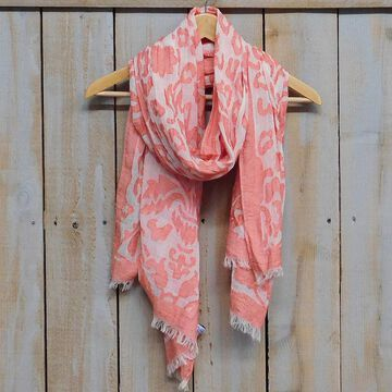 Design Imports Floral Scarf