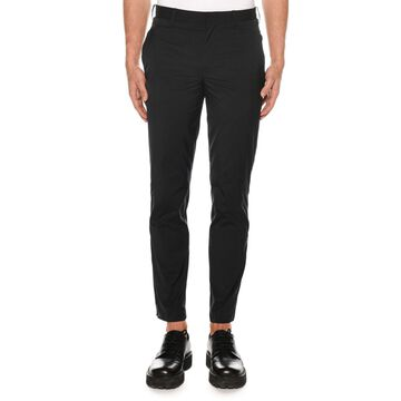 Men's Straight-Leg Skinny Travel Trousers