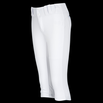 Easton Girls Easton Prowess Pants - Girls' Grade School White Size M