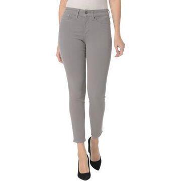 NYDJ Womens Alina Denim Lift Tuck Technology Ankle Jeans