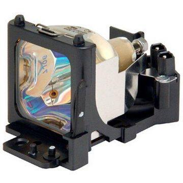 Hitachi DT00461 Projector Housing with Genuine Original OEM Bulb