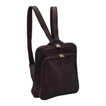 LeDonne Women's Nokota Backpack Cafe - US Women's One Size (Size None)