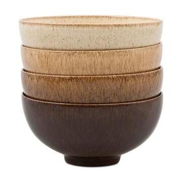 Denby Studio Craft 4-Pc. Rice Bowl Set