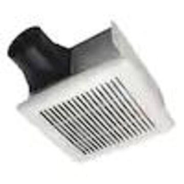 Broan 0.8-Sone 80-CFM White Bathroom Fan ENERGY STAR