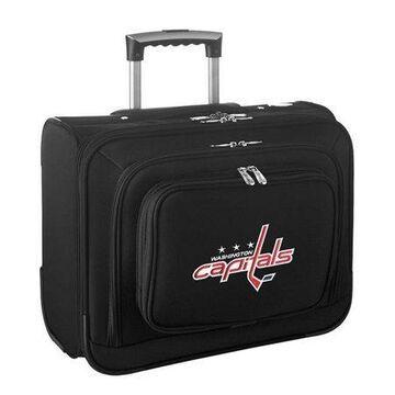 Denco NHL Wheeled Laptop Overnighter - Washington Capitals