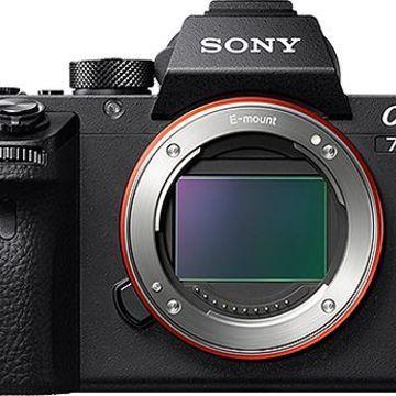 Sony Alpha 7R II 42.4 Megapixel Black Digital SLR Camera Body