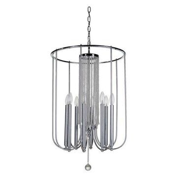 Jeremiah Lighting 40638 Cascade 8-Light Chandelier