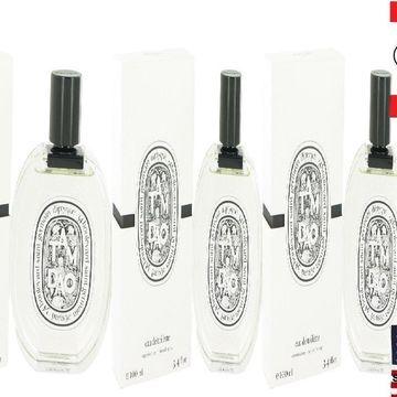 3 Pack TAM DAO by Diptyque Eau De Toilette Spray (Unisex) 3.4 oz for Women