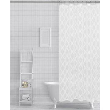 Ellen Tracy Aurora 13-Pc. Shower Curtain/Hook Set Bedding