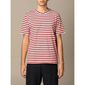 Eleventy T-shirt Eleventy Striped Cotton T-shirt