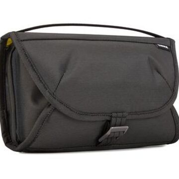 Thule Subterra TSTK-301 DARK SHADOW Carrying Case (Tri-fold) Travel Essential - Dark Shadow - Water Resistant - 800D Nylon, Mesh Pocket - 7.1