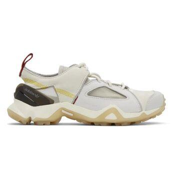 OAMC White adidas Originals Edition Type O-4 Sneakers