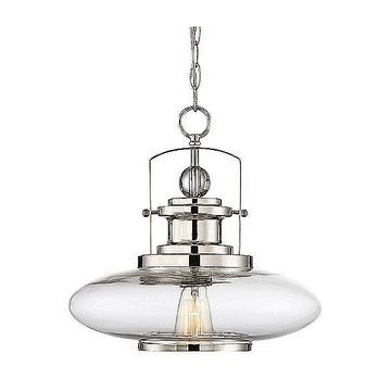 Mayfield Pendant by Savoy House
