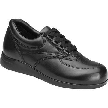 Drew Women's Blazer Black Leather