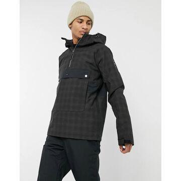 Billabong Stalefish ski jacket in black