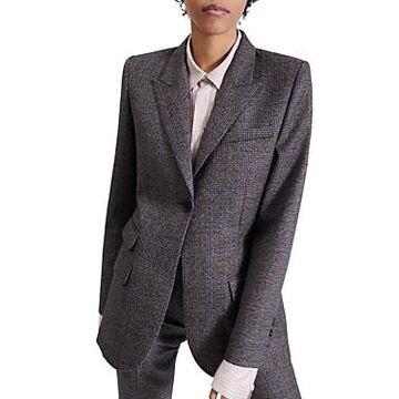 Barbara Bui Prince of Wales Tailored Blazer