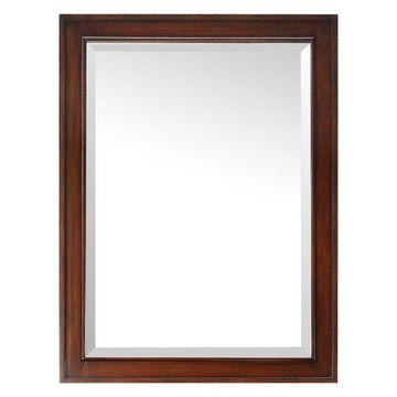 Avanity Brentwood Mirror, New Walnut Finish, 24