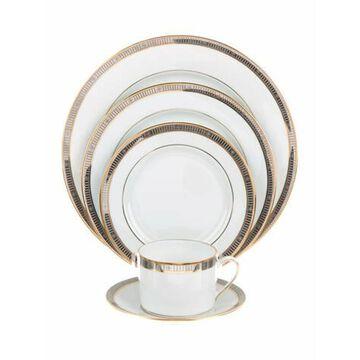 48-Piece Athena Tableware Set white