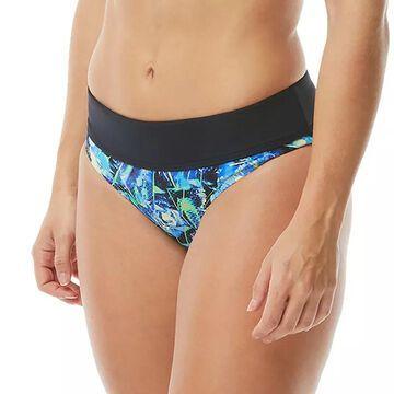 Women's TYR Body Sculptor Bikini Bottoms, Size: XL, Brown Over