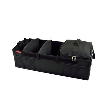 Trunk Organizer, Cooler, No Slide Rigid Base, 70 pound Capacity