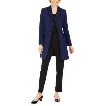 Le Suit Topper-Jacket Pants Suit