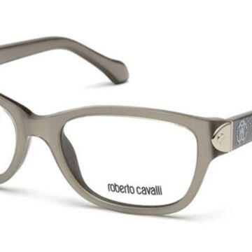 Roberto Cavalli RC 770 GRANDE SOEUR 057 Womenas Glasses Grey Size 53 - Free Lenses - HSA/FSA Insurance - Blue Light Block Available