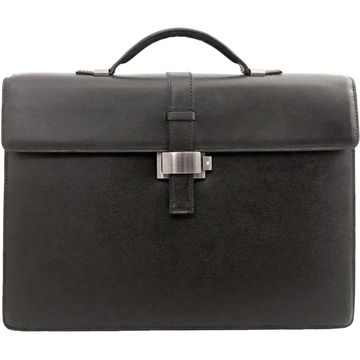 Montblanc Black Leather Bags