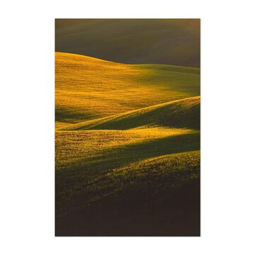 Noir Gallery Tuscany Italy Countryside Nature Unframed Art Print/Poster