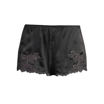 Josie Natori Lolita Lace Tap Shorts