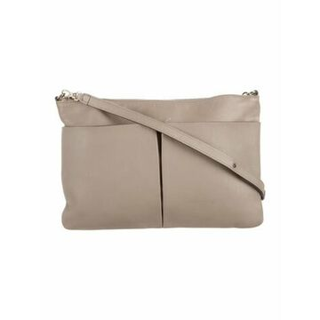 Nevis Zipped Bag Gold