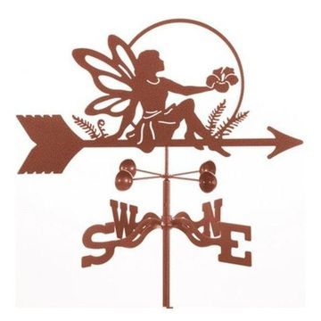EZ Vane Fairy Weathervane With Deck Mount