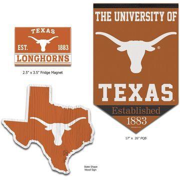 Texas Longhorns WinCraft Home Goods Gift Set