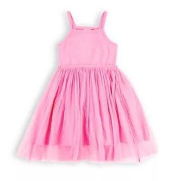 Sovereign Code Size 0-3M Kaliey Tank Dress in Pink