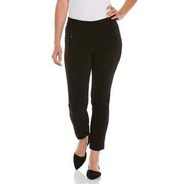 Rafaella Women's Pintuck Pants -