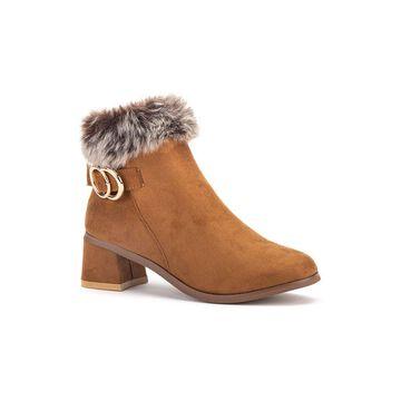 Olivia Miller Go Fur It Boot
