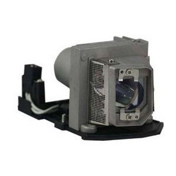 Optoma W310 Projector Housing with Genuine Original OEM Bulb