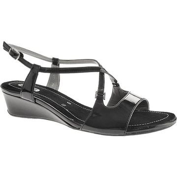 ara Women's Sirmione 34127 Black Patent Leather