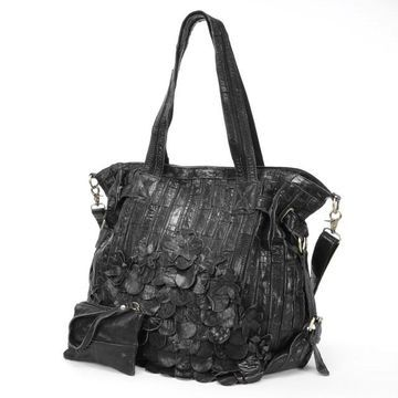 AmeriLeather Brook Leather Convertible Tote