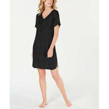 Alfani Ultra Soft Ribbed Sleepshirt Nightgown, Created for Macy's