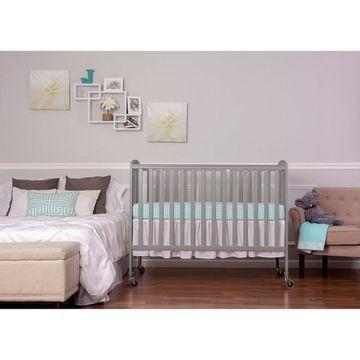 Dream On Me Folding Full Size Convenience Crib