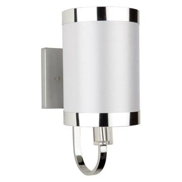 Madison 1-Light White Wall Bracket