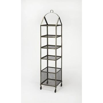 Butler Trammel Industrial Chic Etagere (Gray)