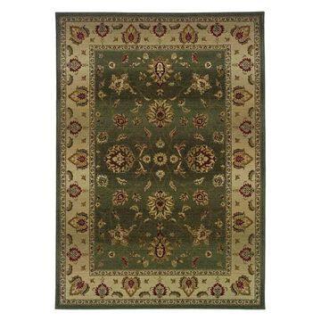Oriental Weavers Genesis Oriental Green/Beige Rug