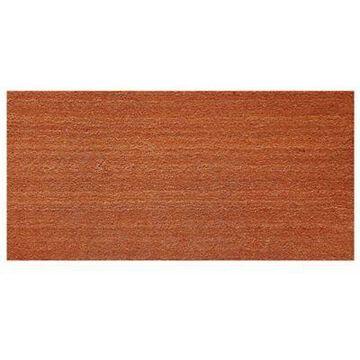 Home & More Natural Coir & Vinyl 36-Inch x 72-Inch Door Mat