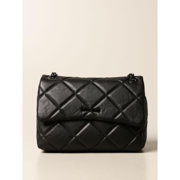 Madelyn L Marc Ellis Crossbody Bag In Quilted Leather