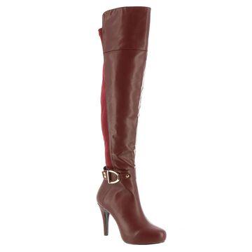 Beacon Verona Women's Burgundy Boot 8 M